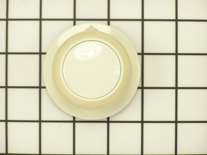 Whirlpool Timer Knob and Dial, Biscuit 3957753 from AppliancePartsPros.com