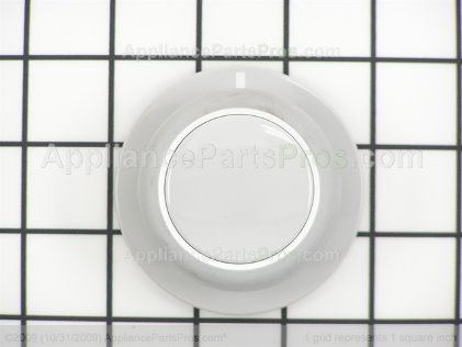 Whirlpool Timer Knob Assembly (white) 3957383 from AppliancePartsPros.com