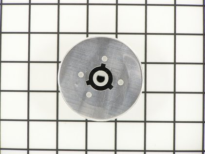 Whirlpool Timer Knob Assembly (grey) 8538953 from AppliancePartsPros.com