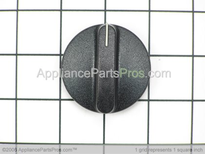Whirlpool Timer Knob/black 99001780 from AppliancePartsPros.com
