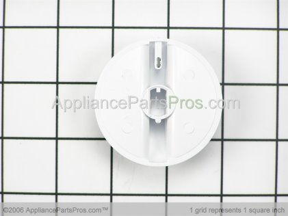 Whirlpool Timer Knob White 99001895 from AppliancePartsPros.com