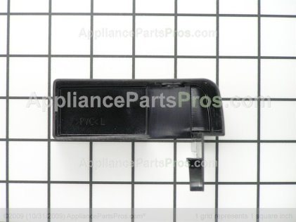 Whirlpool Toe Kick Base, Lh (bl Y6920293 from AppliancePartsPros.com