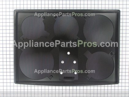 Whirlpool Top Assembly (blk) 74008086 from AppliancePartsPros.com