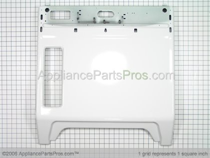 Whirlpool Top Cover White 22002116 from AppliancePartsPros.com