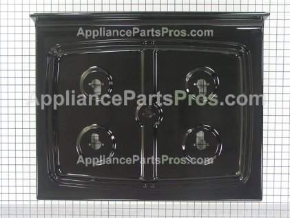 Whirlpool Top, Main 5 Burner ( 74009086 from AppliancePartsPros.com