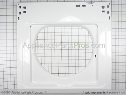Whirlpool Top (white) 8274315 from AppliancePartsPros.com