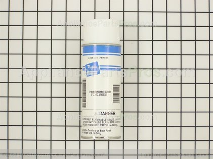 Whirlpool Touch-Up Spray Paint (pewter)-12 Oz. Can. 4396175 from AppliancePartsPros.com