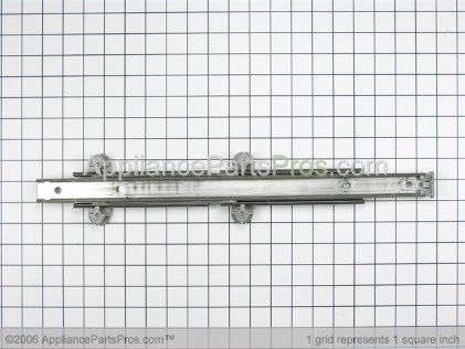 Whirlpool Track W10404344 from AppliancePartsPros.com