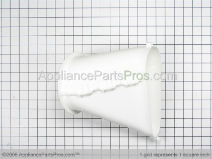 Whirlpool Trans-Duct 279704 from AppliancePartsPros.com