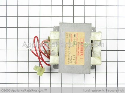 Whirlpool Transformer, High Voltage (120V/6 58001059 from AppliancePartsPros.com