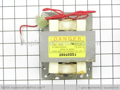 Whirlpool Transformer, High Voltage 815141 from AppliancePartsPros.com