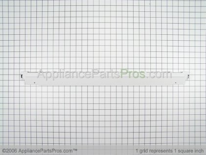 Whirlpool Trim, Bottom (white) 4455445 from AppliancePartsPros.com