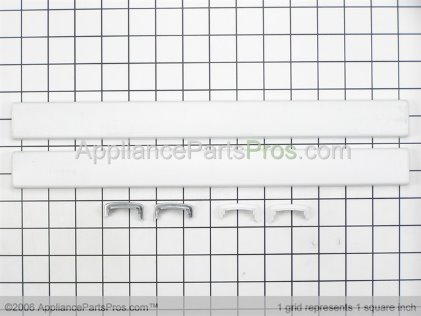 Whirlpool Trim, Dr-Kit(white) R0150136 from AppliancePartsPros.com