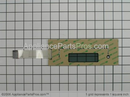 Whirlpool Trim, Membrane 7403P341-60 from AppliancePartsPros.com