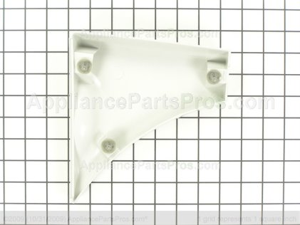 Whirlpool Trim, Upper Left (grey) 8181842 from AppliancePartsPros.com