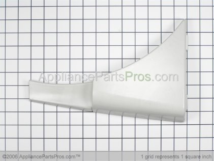 Whirlpool Trim, Upper Right (grey) 8181839 from AppliancePartsPros.com