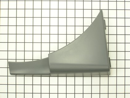 Whirlpool Trim, Upper Right (pewter) 8182076 from AppliancePartsPros.com