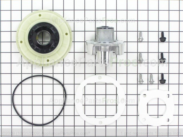 Whirlpool W10219156 Tub Seal Appliancepartspros Com