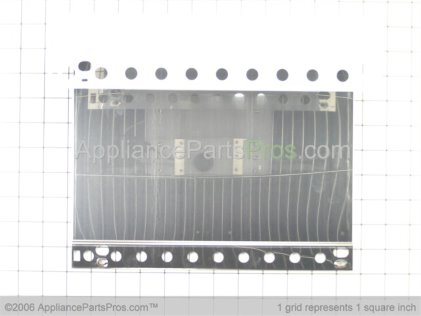 Whirlpool Upper Chimney (stainless Model) 4360282 from AppliancePartsPros.com