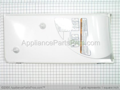 Whirlpool Upper Door Asm (lt-B 31001668 from AppliancePartsPros.com