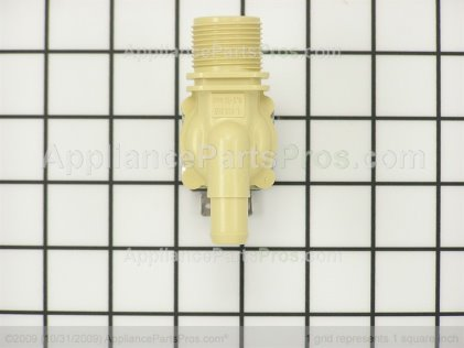 Whirlpool Valve (1WAY 110-127V/50-60HZ) 24001119 from AppliancePartsPros.com