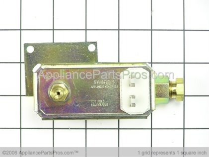 Whirlpool Valve, Bi-Metal 70001103 from AppliancePartsPros.com
