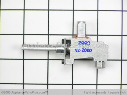 Whirlpool Valve, Bnr Large 71002671 from AppliancePartsPros.com