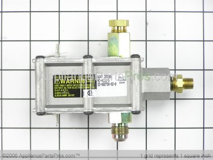 Whirlpool Valve,dual Thermal-Ga Y0060750 from AppliancePartsPros.com
