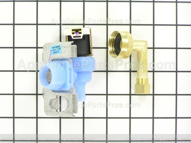 Whirlpool w10648041 water inlet valve - Kitchenaid dishwasher fill valve ...
