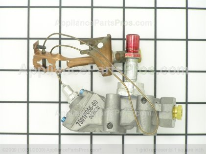 Whirlpool Valve-Ove 7501P056-60 from AppliancePartsPros.com
