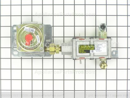 Whirlpool Valve/regulator Asy W10130932 from AppliancePartsPros.com