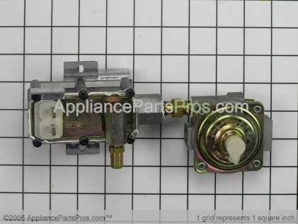 Whirlpool Valve, Safety 3196891 from AppliancePartsPros.com