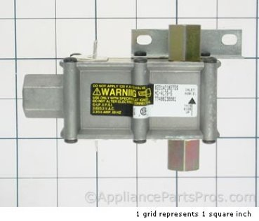 Whirlpool Valve, Safety 816904 from AppliancePartsPros.com
