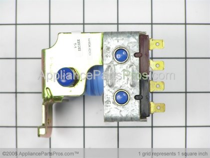 Whirlpool Valve, Water (230V) 61001022 from AppliancePartsPros.com