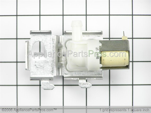 Whirlpool Wp8531669 Water Inlet Valve Assembly