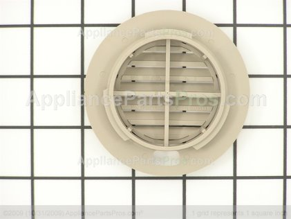 Whirlpool Vent Deflector 9742780 from AppliancePartsPros.com