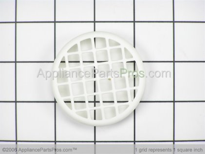 Whirlpool Ventilation Grid 8181745 from AppliancePartsPros.com