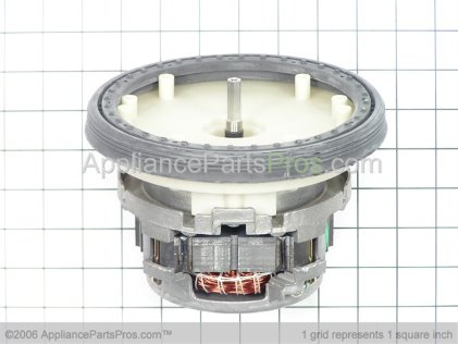 Whirlpool Wash Motor 6-919922 from AppliancePartsPros.com