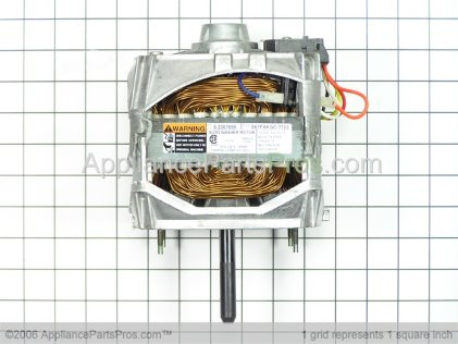 Whirlpool Washer Drive Motor 12002351 from AppliancePartsPros.com