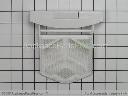Whirlpool Washer Lint Filter 384493 from AppliancePartsPros.com