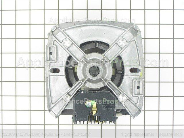 Whirlpool 8528158 washer main drive motor for Whirlpool washer drive motor
