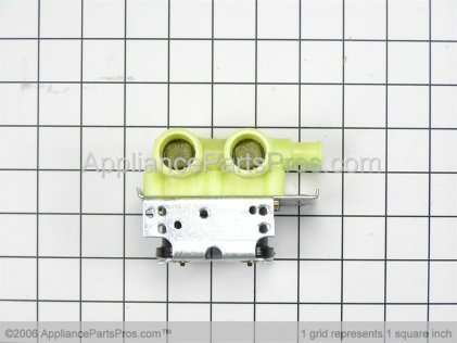 Whirlpool Washer Water Inlet Valve 358277 from AppliancePartsPros.com