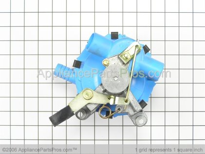 Whirlpool Water Drain Pump 350367 from AppliancePartsPros.com
