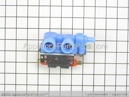 Whirlpool Water Inlet Valve 205613 from AppliancePartsPros.com