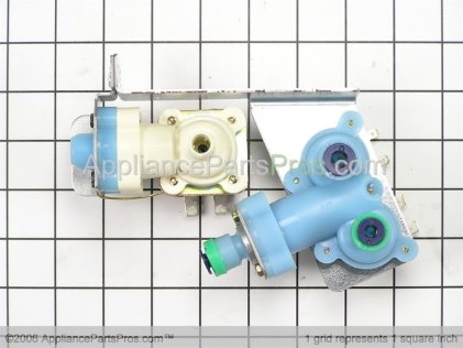 Whirlpool Water Inlet Valve 2206123 from AppliancePartsPros.com