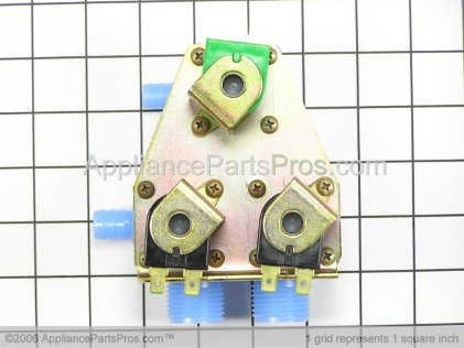 Whirlpool Water Inlet Valve, 3 Coil (detergent Dispensing Models) 3357901 from AppliancePartsPros.com