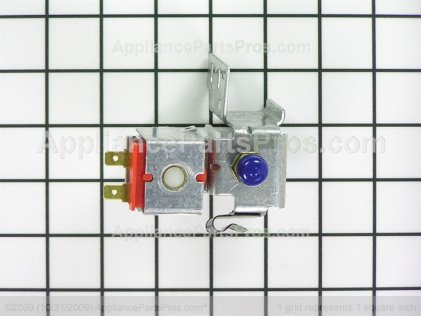 Whirlpool Water Valve Single 4318047 from AppliancePartsPros.com