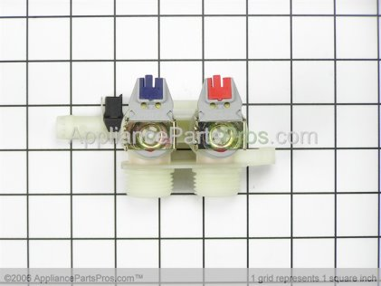Whirlpool Water Valve W' Therm 12002242 from AppliancePartsPros.com