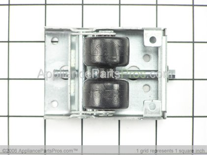 Whirlpool Wheel Assembly (frt) 61005232 from AppliancePartsPros.com