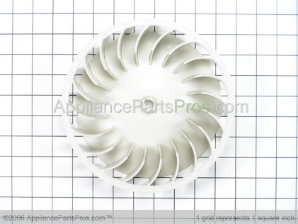 Whirlpool Wheel, Blower 33001790 from AppliancePartsPros.com
